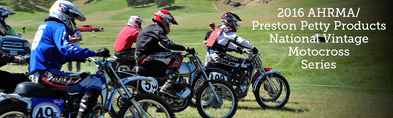 Ahrma Vintage Motocross 15