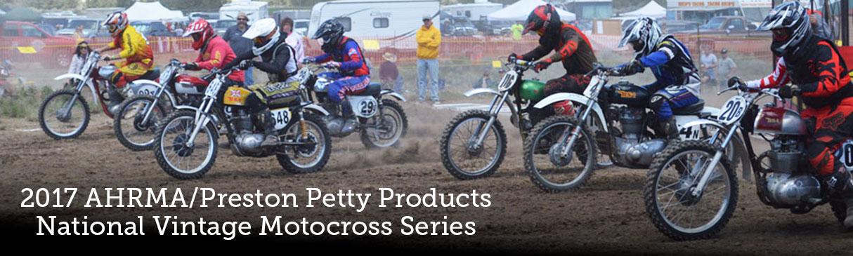 Ahrma Vintage Motocross 44