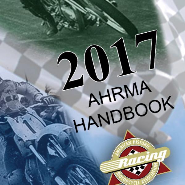 The 2017 AHRMA Handbook