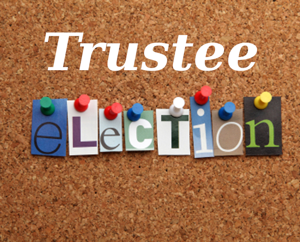 2017 Trustee election results