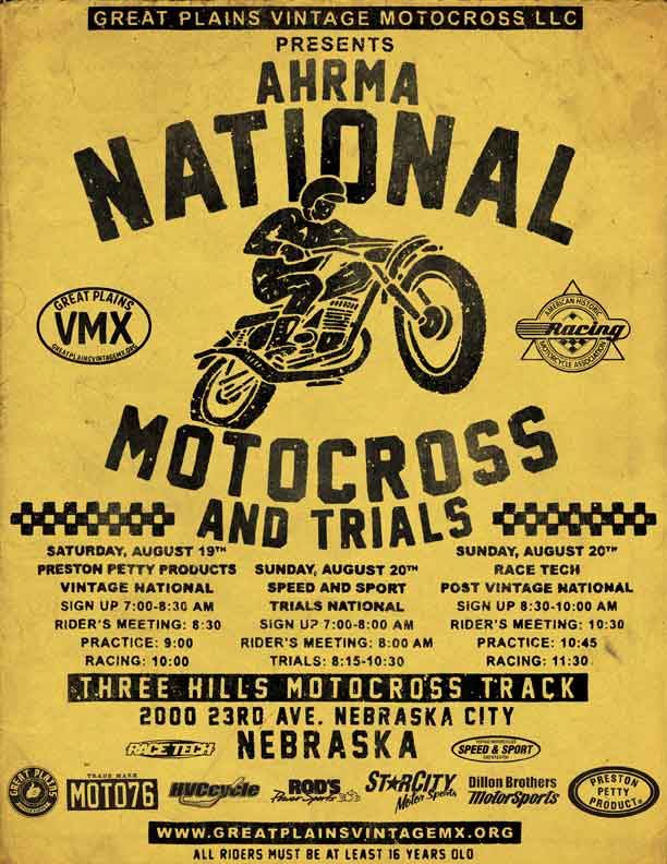 Great Plains trial, MX set for August 19-20