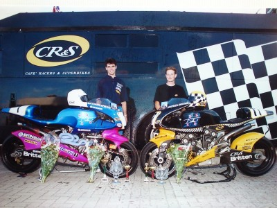 Andrew Stroud & Stephen Briggs 1995